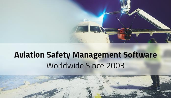 Web Based Aviation Safety Management System Software For