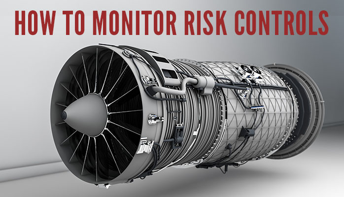 How to mornitor risk controls graphic