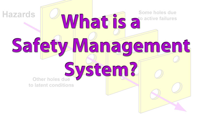 What is a safety management system - graphic
