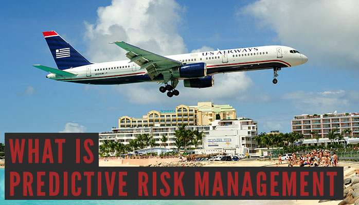 What is predictive risk management graphic